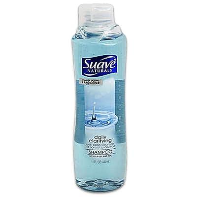 Suave Shampoo, Daily Clarifying - 15oz