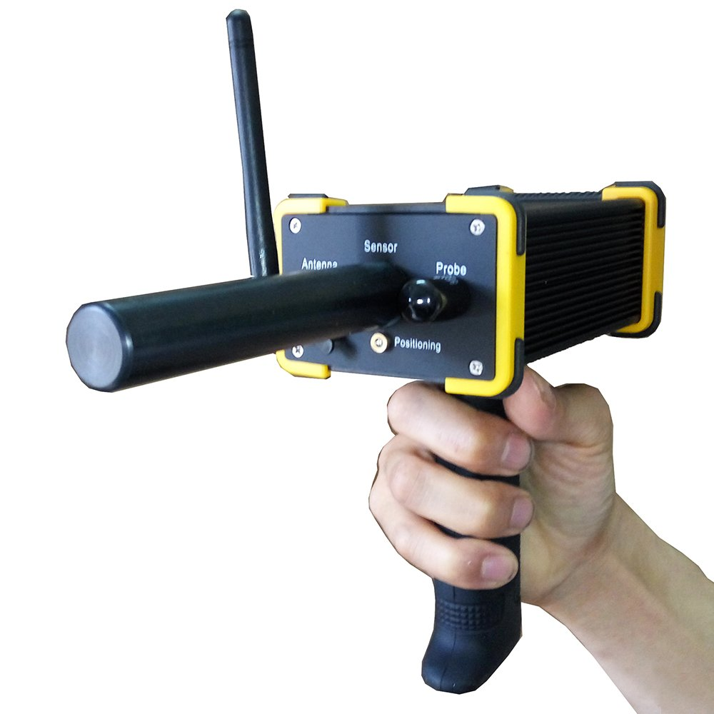 Amazon.com : Black Hawk Metal Detector GR-100 MINI underground profession gold detector scanner finder treasure : Garden & Outdoor