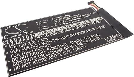 Tablet Akku Li Polymer 5000mah Amazon De Elektronik