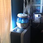 Amazon Com Vicks Sweet Dreams Cool Mist Humidifier Blue