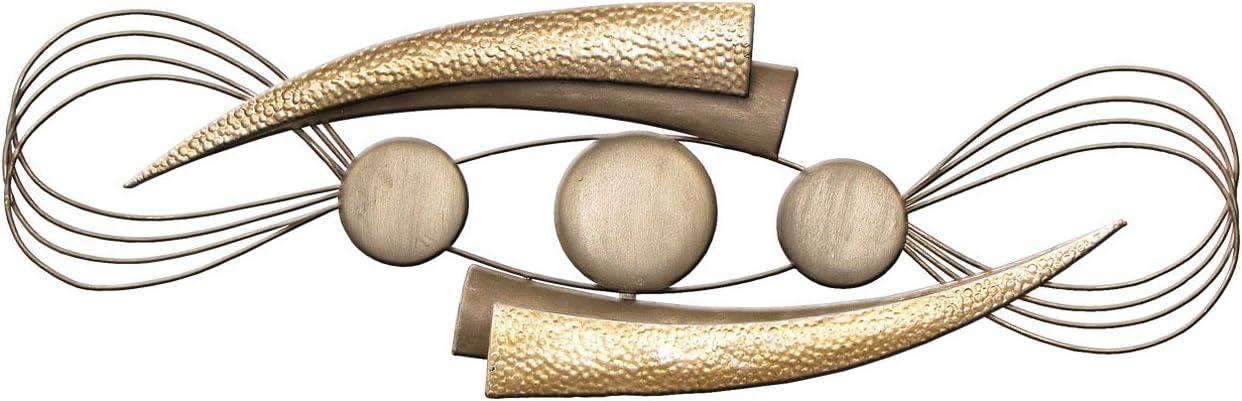 M/étal Silver Taille Unique Carrick Design 2053573 Reproduction Artistique Murale