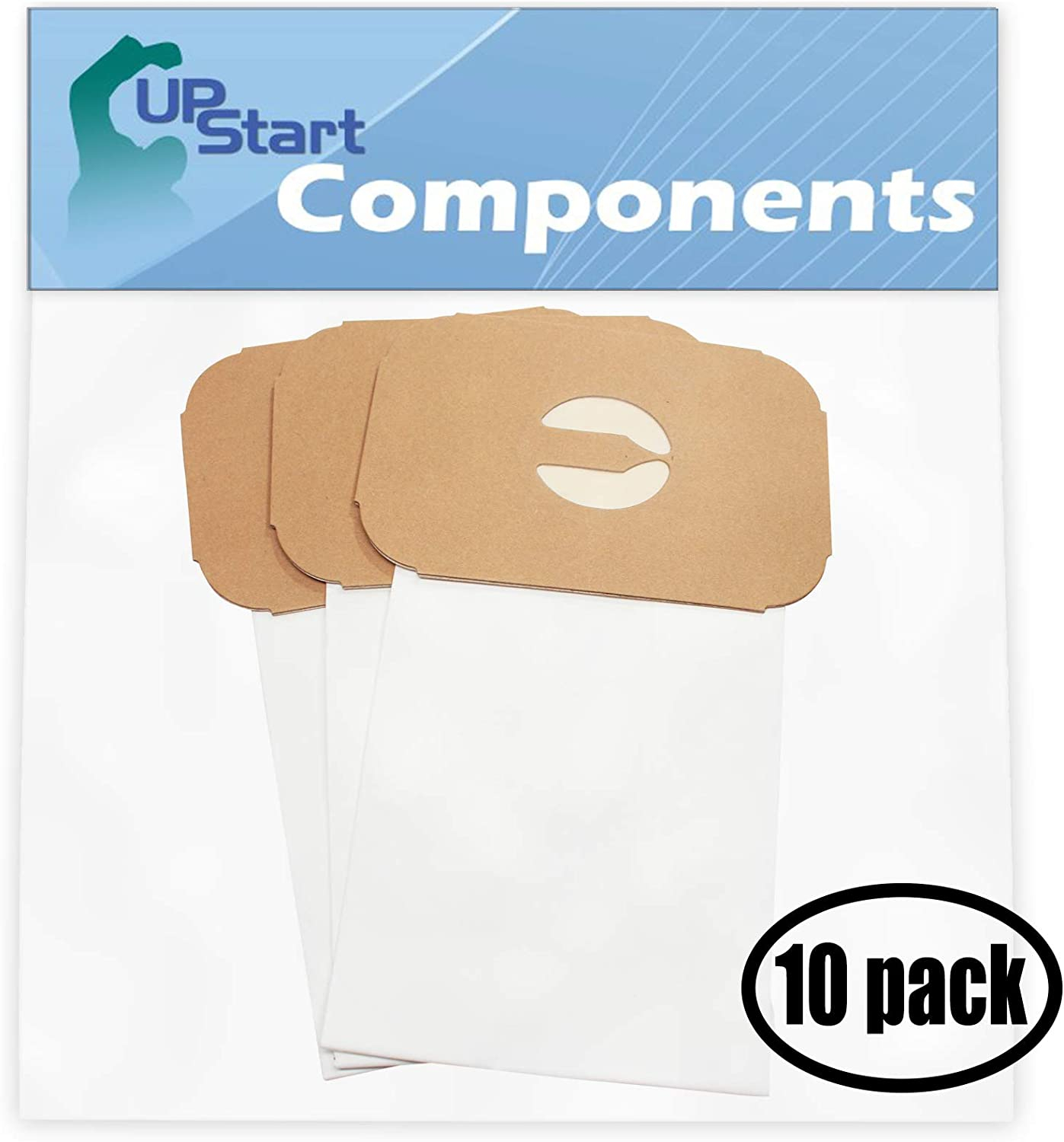 30 Replacement Style C bag for Electrolux, Aerus - Compatible with Electrolux Model G, Electrolux Ambassador, Electrolux Model L, Electrolux Super J, Electrolux Silverado, Electrolux Diamond Jubilee, Aerus Lux Legacy, Electrolux Model E, Electrolux 1521