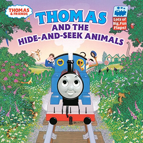 (Thomas and the Hide and Seek Animals (Thomas & Friends))