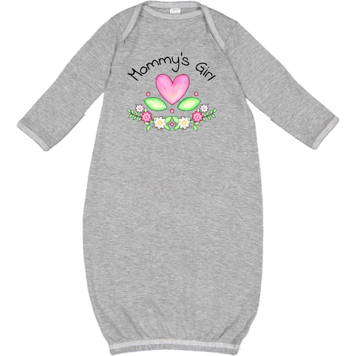 inktastic I Love My Mommies Hearts Newborn Layette