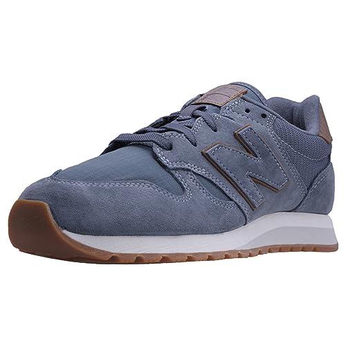 new balance hombres zapatillas azul