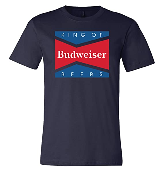 Amazon.com: Brew City Beer Gear Budweiser King of Beers ...