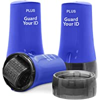 The Original Guard Your ID Confidential Security Roller Set Advanced 2.0 for Identity Theft Protection Redacting…