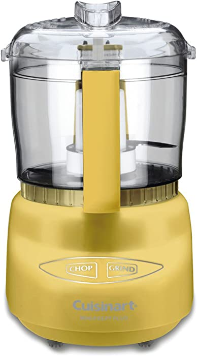 Cuisinart DLC-2AYSLT Mini-Prep Plus Food Processor, Buttercup
