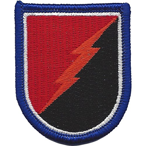 - 4th Brigade 25th Infantry Division Special Troop Battalion Patch STB-26 Flash