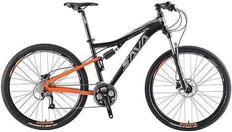 Bicicleta de montaña Velocidad Variable Bicicleta Absorción de ...