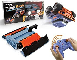 Hot Wheels RC Trick Truck Transforming Stunt Park, vehicle
