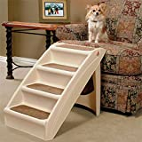 Brylanehome Pupstep Plus Pet Stairs (Brown)