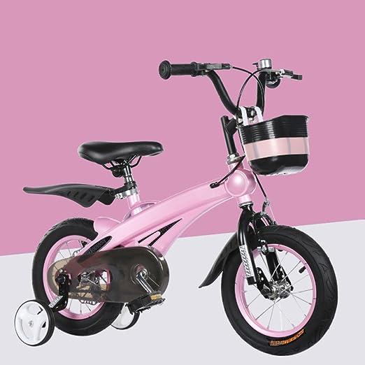 QXMEI Bicicletas para Niños Aleación De Magnesio De Un Cuadro 2-3 ...