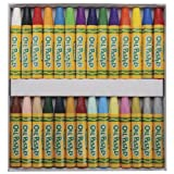 Crayola Oil Pastels Art Tools 28 ct  Bright Bold Opaque Colors Deal (Small Image)