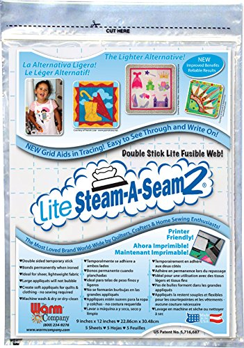 steam a seam 2 lite sheets - 1