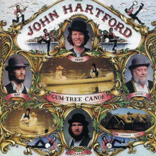 Gum Tree Canoe by HARTFORD,JOHN