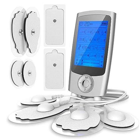 GxYue Walking Frames - Mini masajeador Recargable con 16 Modos ...