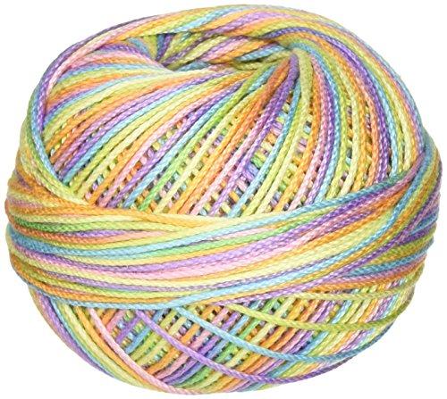 Handy Hands Lizbeth Cordonnet Cotton Size 3-Rainbow Taffy