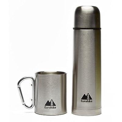 Eurohike Thermos 0.5L et mousqueton Mug