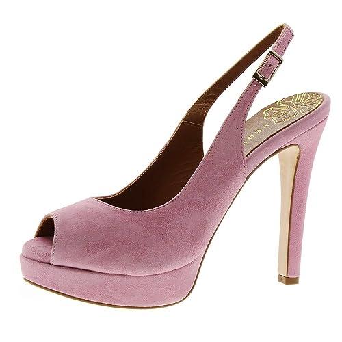zapatos para baratas últimos diseños diversificados imágenes detalladas Zapatos Mujer Zapatos Fiesta Pedro Miralles 18801 Rosa 39 ...