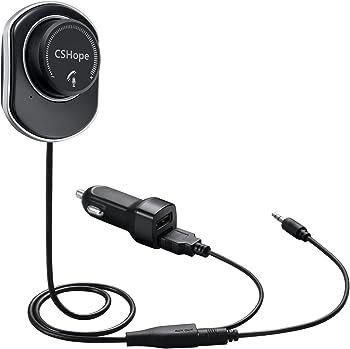 CSHope Bluetooth Car Adapter