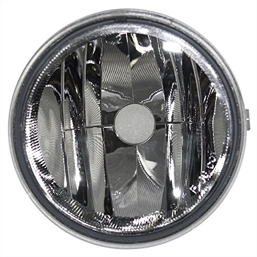 Drivers Fog Light Round Lamp Replacement for Ford Lincoln Pickup Truck AL3Z15201A