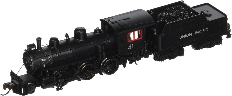 Bachmann Industries ALCO 2-6-0 Union Pacific 41 Steam Locomotive Car