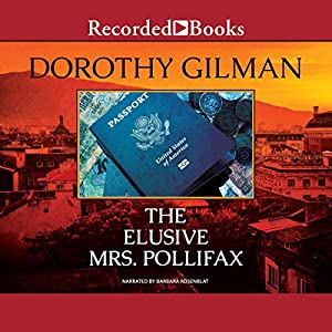 The Elusive Mrs. Pollifax Audiobook