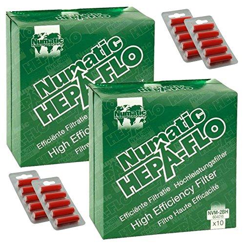 Hepa Flo Nvm 2Bh Dust Bags - 5