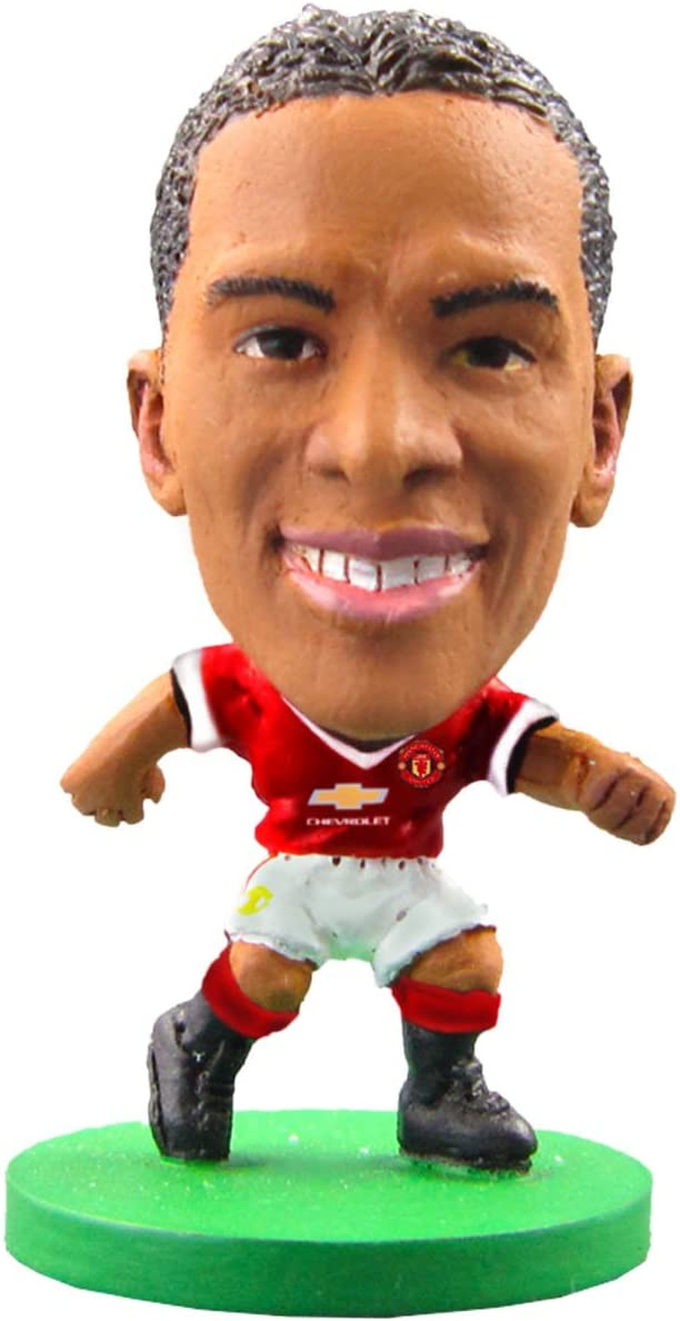Soccer Starz - Man Utd Antonio Valencia - Home Kit (2016 Version) / Figures