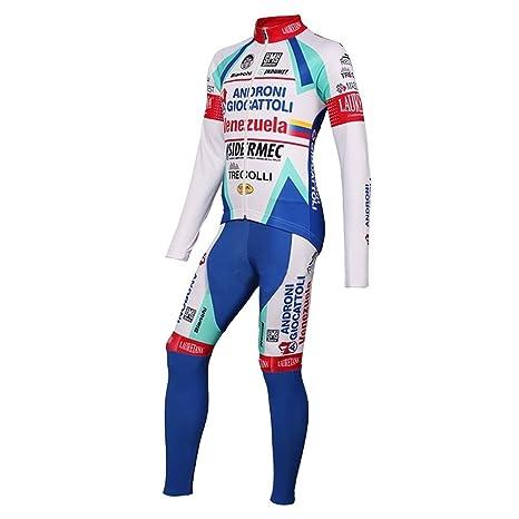 Mens invierno térmica viento bicicleta ciclo Ciclismo completo ...