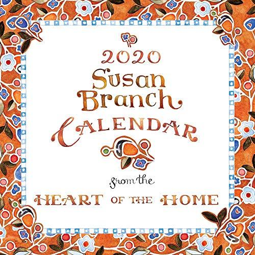 2020 Susan Branch Heart of the Home Mini Calendar
