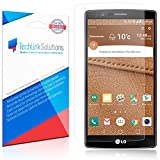 TechLink Solutions UltraClear (6-Pack) - LG G4 Beat / LG G4S Screen Protector / Premium HD Crystal Clear Shield /Anti-Bubble & Anti-Fingerprint PET Film with Lifetime Warranty