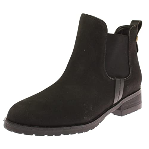 28c7a9f1edd Steve Madden Womens Graaham Leather Ankle Chelsea Boots  Amazon.ca  Shoes    Handbags