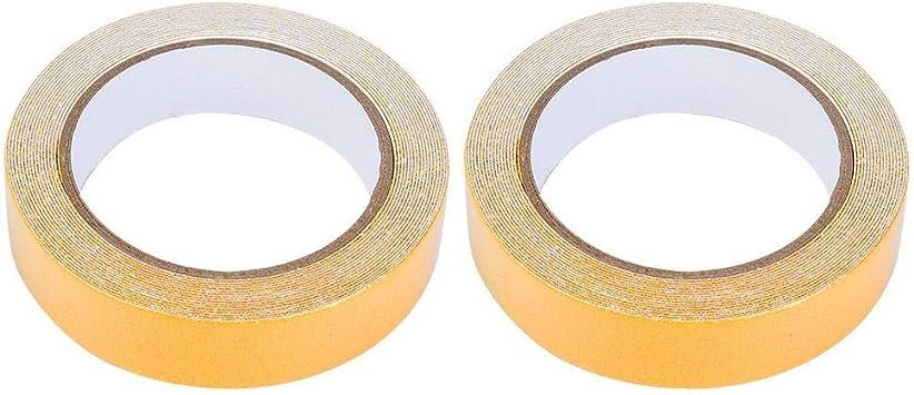 2 tiras antideslizantes Cinta de escalera Cinta de advertencia Cinturón ignífugo a prueba de aceite 25mmx5m(Amarillo): Amazon.es: Industria, empresas y ciencia