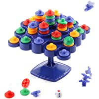 FnieYxiu Toys, Funny Balancing Stand Stacking Topple Puzzle Board Game Interactive Kids Toy