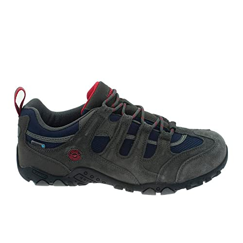 Hi-Tec Quadra WP Zapatillas Trekking Senderismo Montaña para Hombre (45 EU)