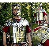 Medieval Lorica Segmentata Roman Legionnaires Medieval Armor Breastplate By Nauticalmart