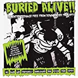 Buried Alive !! - Demented Teenage Fuzz From Down Under - 1965-1970