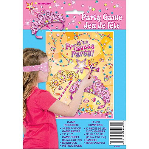 Pretty Princess Birthday Party Game ()