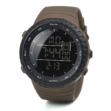JiaMeng Deportes Reloj Digital, Militar del Cuarzo Militar del ejército Digital de los Deportes de