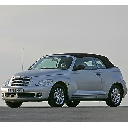 Amazon.com: Sierra Auto Tops Chrysler PT Cruiser Convertible Top 04-08 in Twillfast Cloth with Glass Window, Beige: Automotive