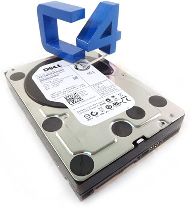 CC315 Dell 73-GB U320 SCSI HP 10K w/9D988 (Certified Refurbished)