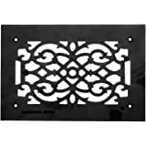 Heat Air Grille Cast Victorian Overall 8 X 12   Renovator's Supply