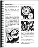 Massey Harris Pony Tractor Service Manual
