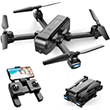 SNAPTAIN SP510 Foldable GPS FPV Drone with 2.7K Camera for Adults UHD Live Video RC Quadcopter for Beginners with GPS…