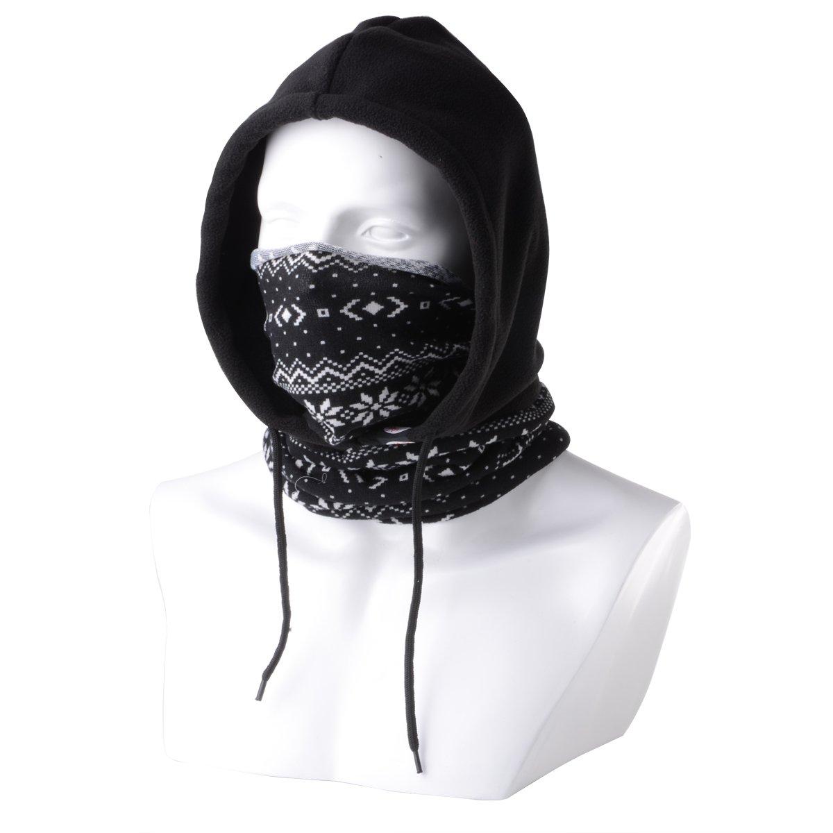 Xcellent Global 4 in 1 Multi-function Balaclavas Winter Neck Warmer Polar  Fleece Hat Cap Face Mask Outdoor M-SP00 133076781