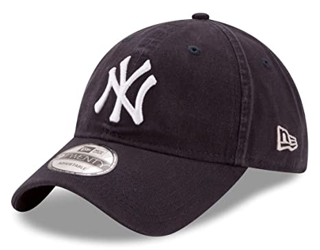7cdbb3548e402 New Era New York Yankees 9Twenty MLB Core Classic Adjustable Hat - Navy