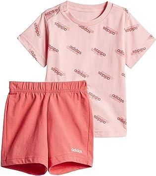 adidas Favorites Set Jr Chandal, Bebé-Niños: Amazon.es: Deportes y aire libre