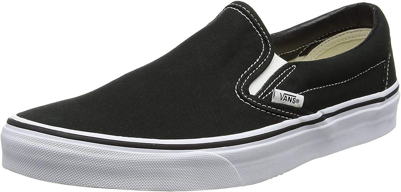 gorra Polvoriento Ninguna  Amazon.com | Vans Classic Slip-On Unisex | Fashion Sneakers